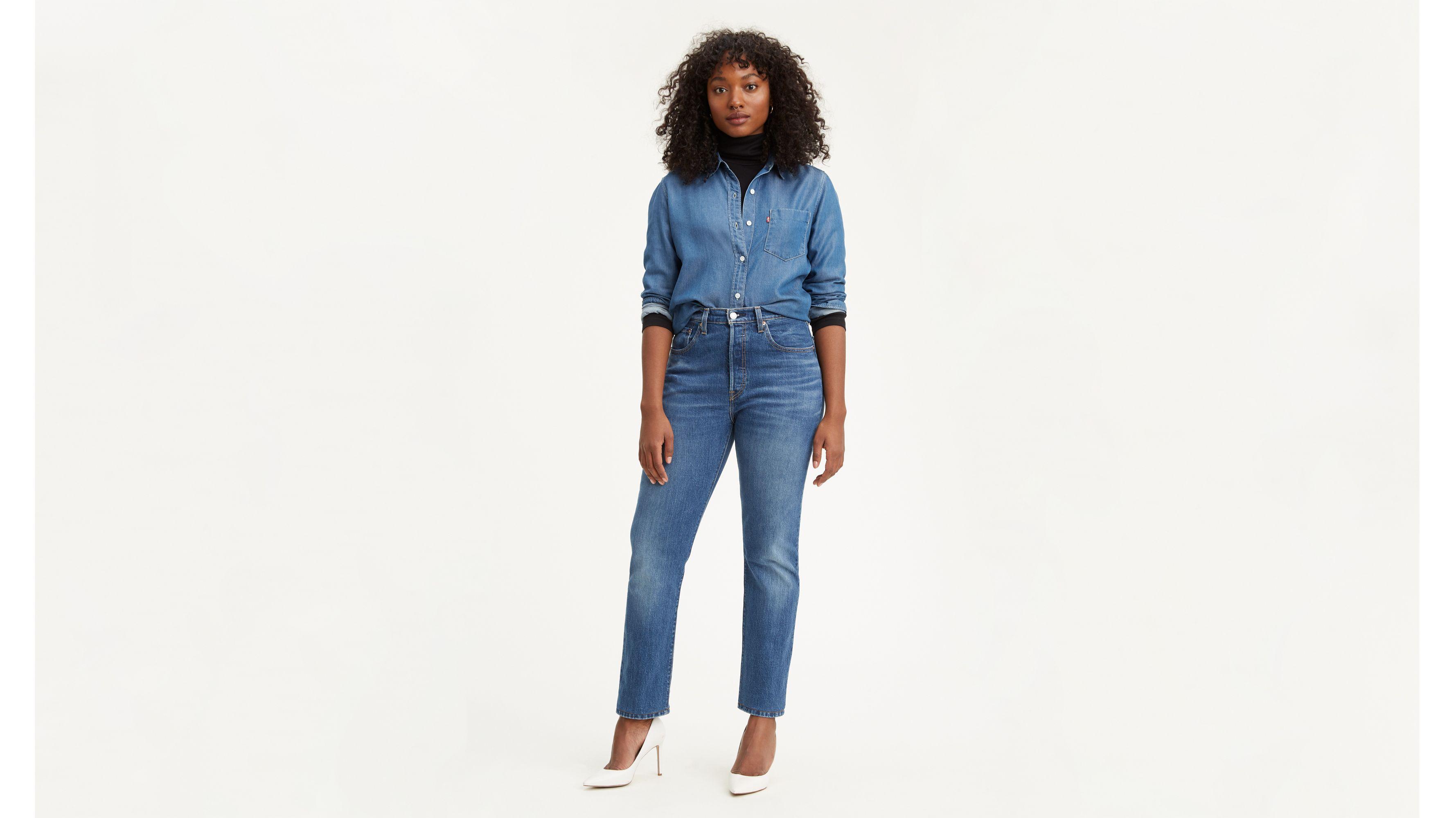 Straight Jeans Shop Us Fit Women s Jeans Levi s® 1FUwFqd 9c4b3e7bce