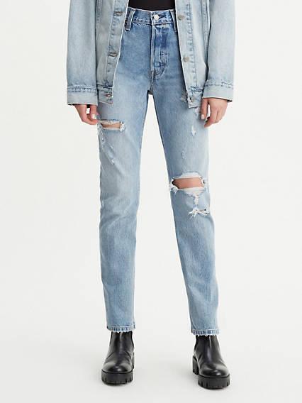 04e42704d74 Levi's 501® Jeans for Women - The Original Button Fly | Levi's® US
