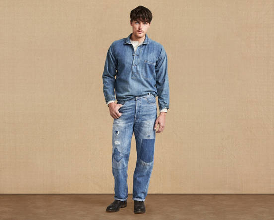 6b155a0b Mouse over image for a closer look. 1915 501® Jeans ...