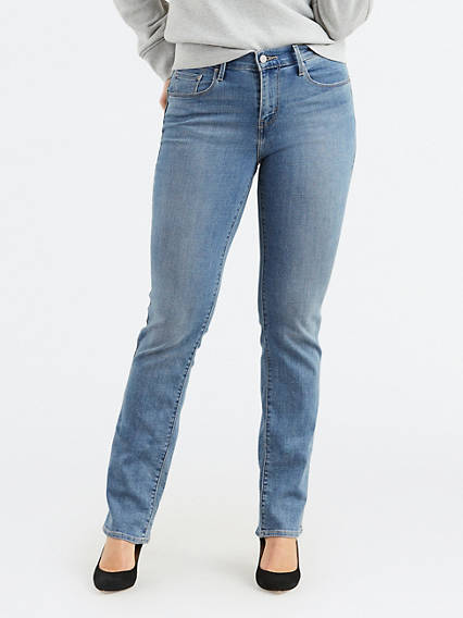 505™ Straight Leg Jeans