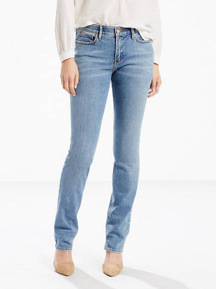 525™ Perfect Waist Straight Jeans
