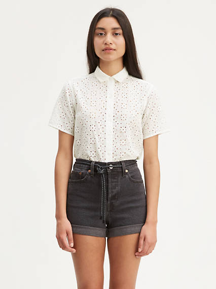 113c42fd73 Women's Shirts, Denim Blouses, Tank Tops & T-Shirts | Levi's® US