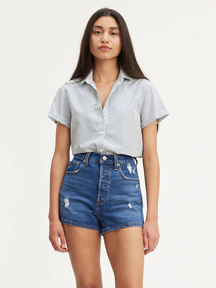 2c4768d9 Women's Shirts, Denim Blouses, Tank Tops & T-Shirts | Levi's® US