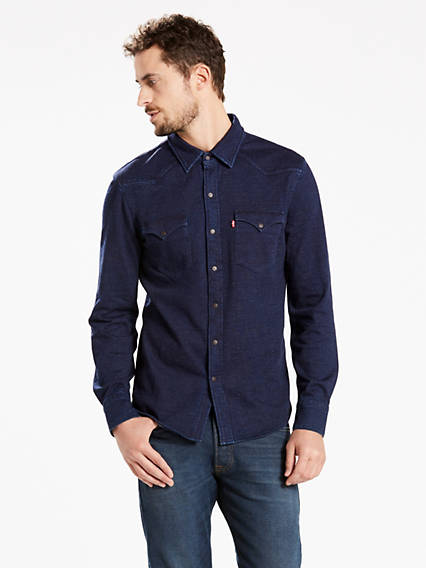 Knit Barstow Shirt