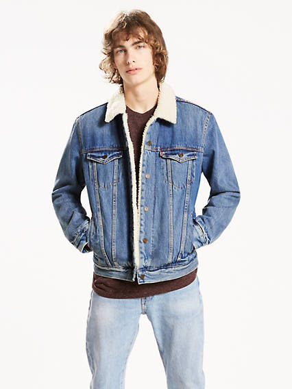 Men S Jackets Denim Outerwear On Sale Levi S Us