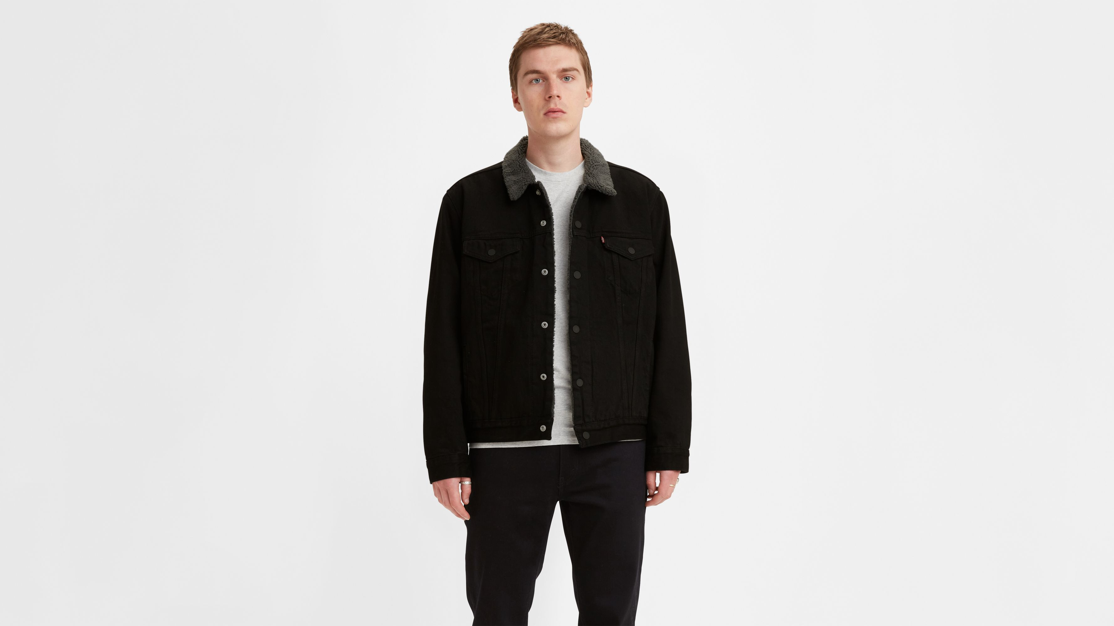 Image result for sherpa jackets mens winter