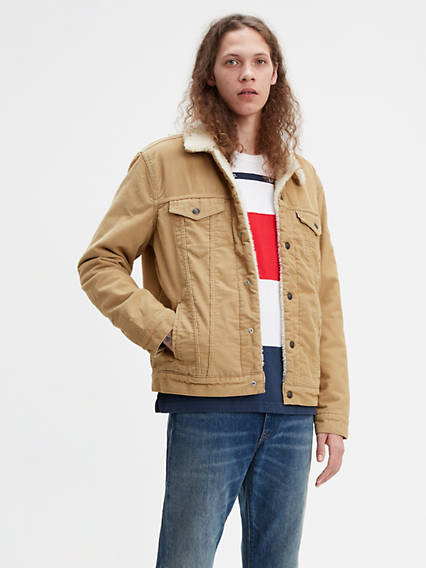 Type 3 Sherpa Trucker Jacket