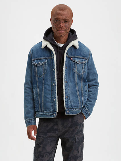 Denim Jackets Shop Men S Jean Jackets Vintage Outerwear More