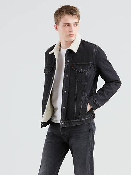 ce7ea5c0cd Men s Jackets   Denim Outerwear On Sale