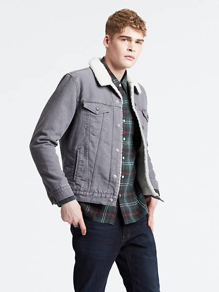 a93ef5cf5 Men's Coats & Jackets | Denim Jackets For Men | Levi's Uk