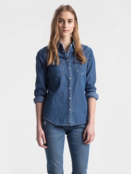 Tailored Western Shirt