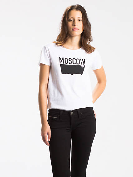 Levi's® Moscow City Tee