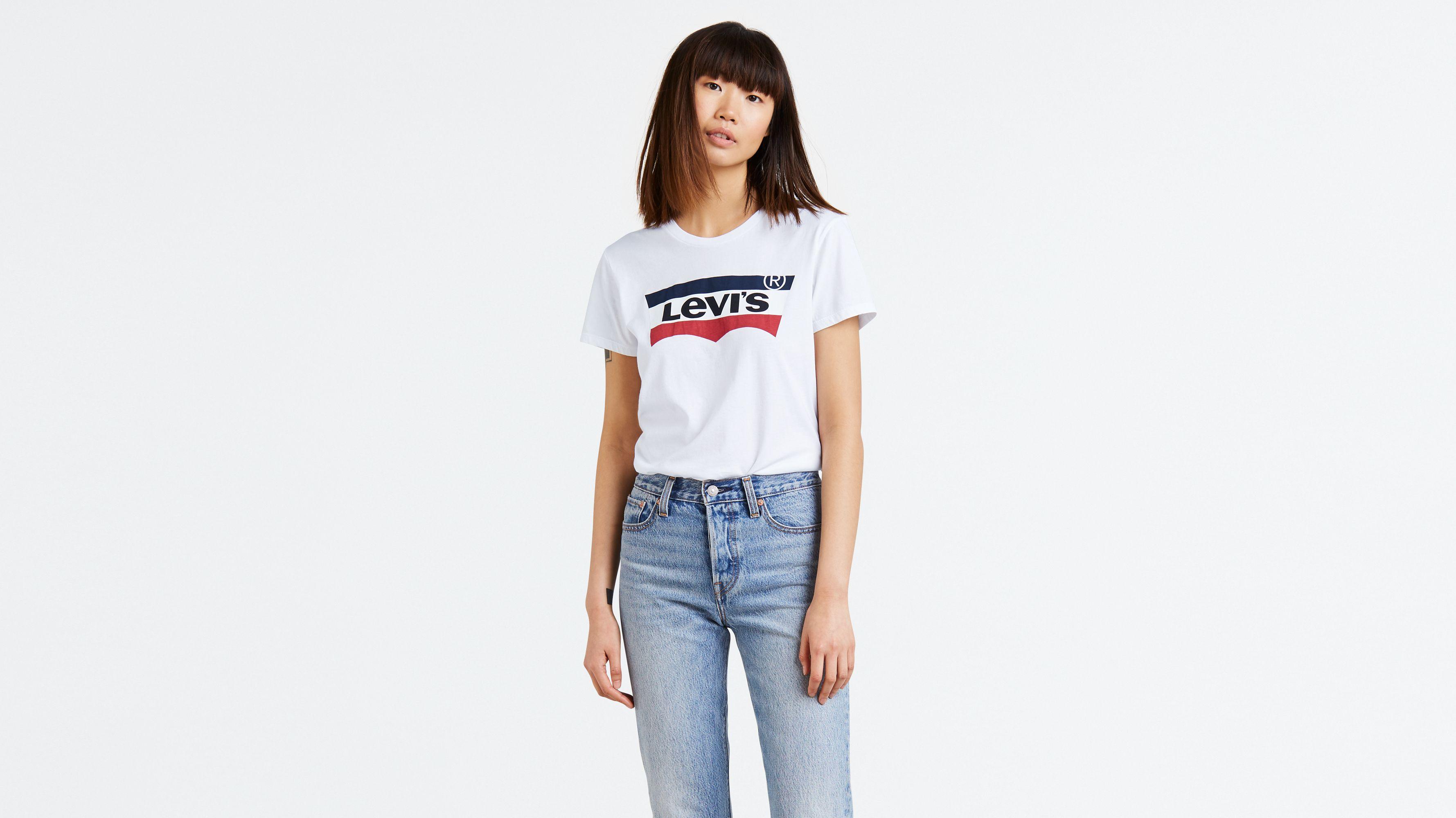 BlousesTank T ShirtsLevi's® Topsamp; Us ShirtsDenim Women's D9eEYIWH2