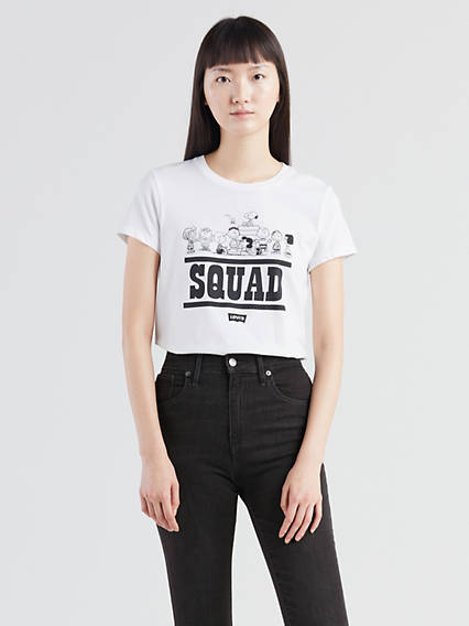 Levi's® x Peanuts Perfect Graphic Tee Shirt