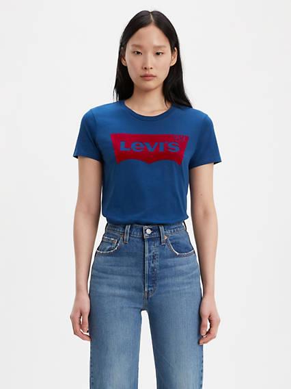 d02d753e8 Women's Shirts, Denim Blouses, Tank Tops & T-Shirts | Levi's® CA
