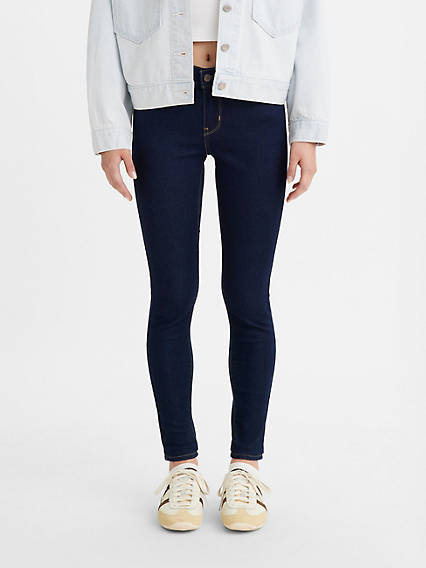 c9f6d228 Women's Dark Wash Jeans - Dark Blue, Grey & Black Jeans | Levi's® US
