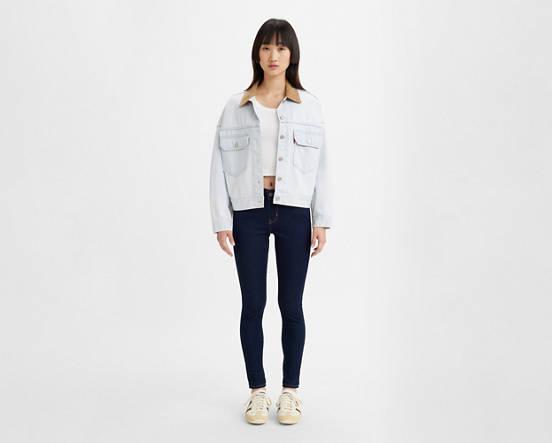 b4844c2d6 710 Super Skinny Jeans - Dark Wash