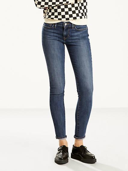 710 Warm Super Skinny Jeans