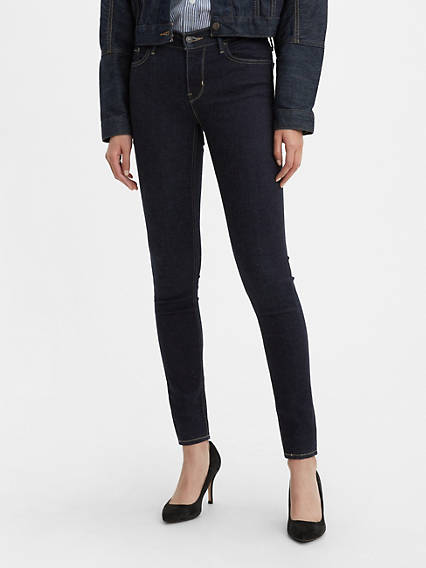 710 Jean super filiforme