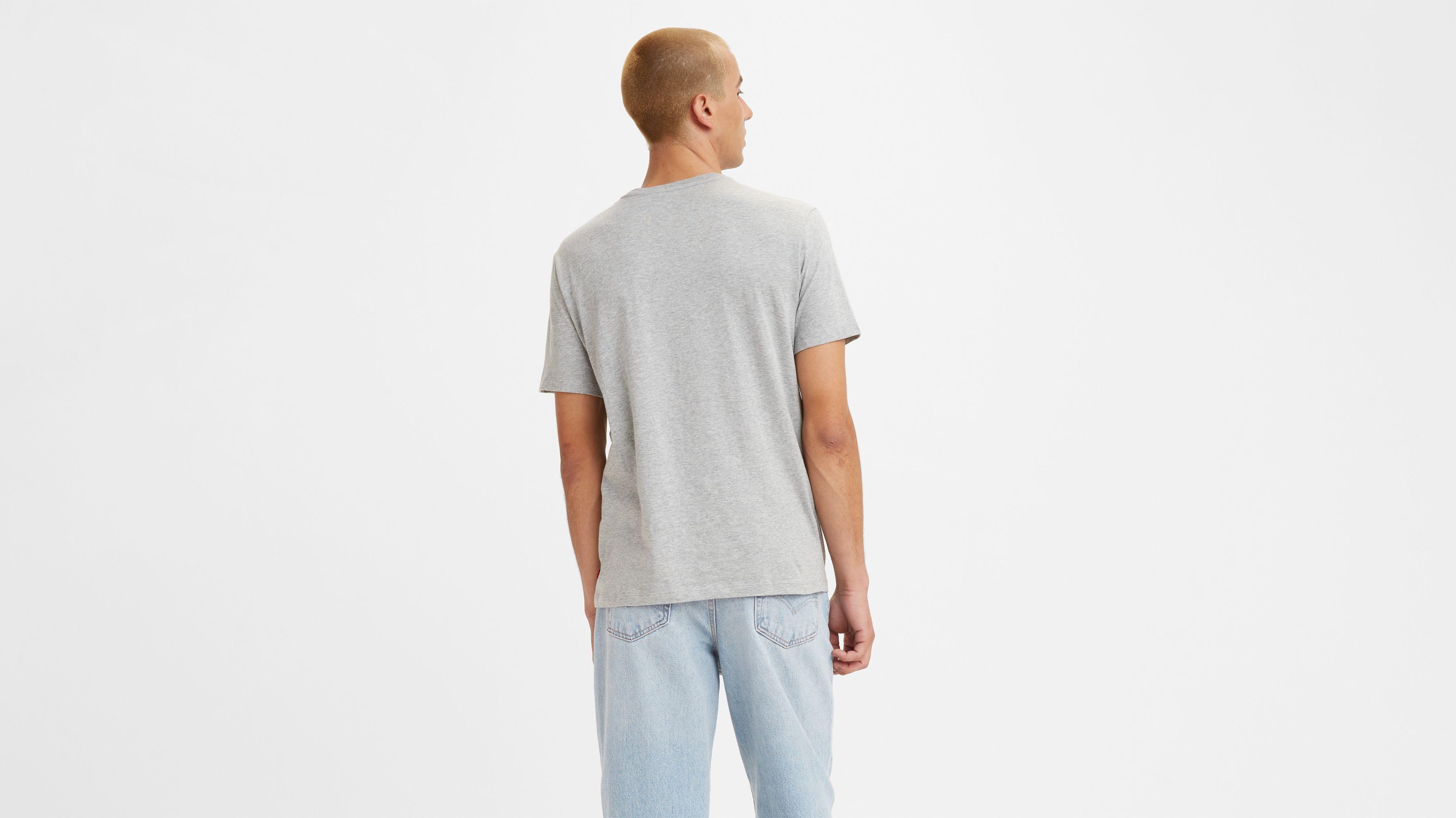 8577b41ad Levi's® Logo Classic Tee Shirt - Grey   Levi's® US