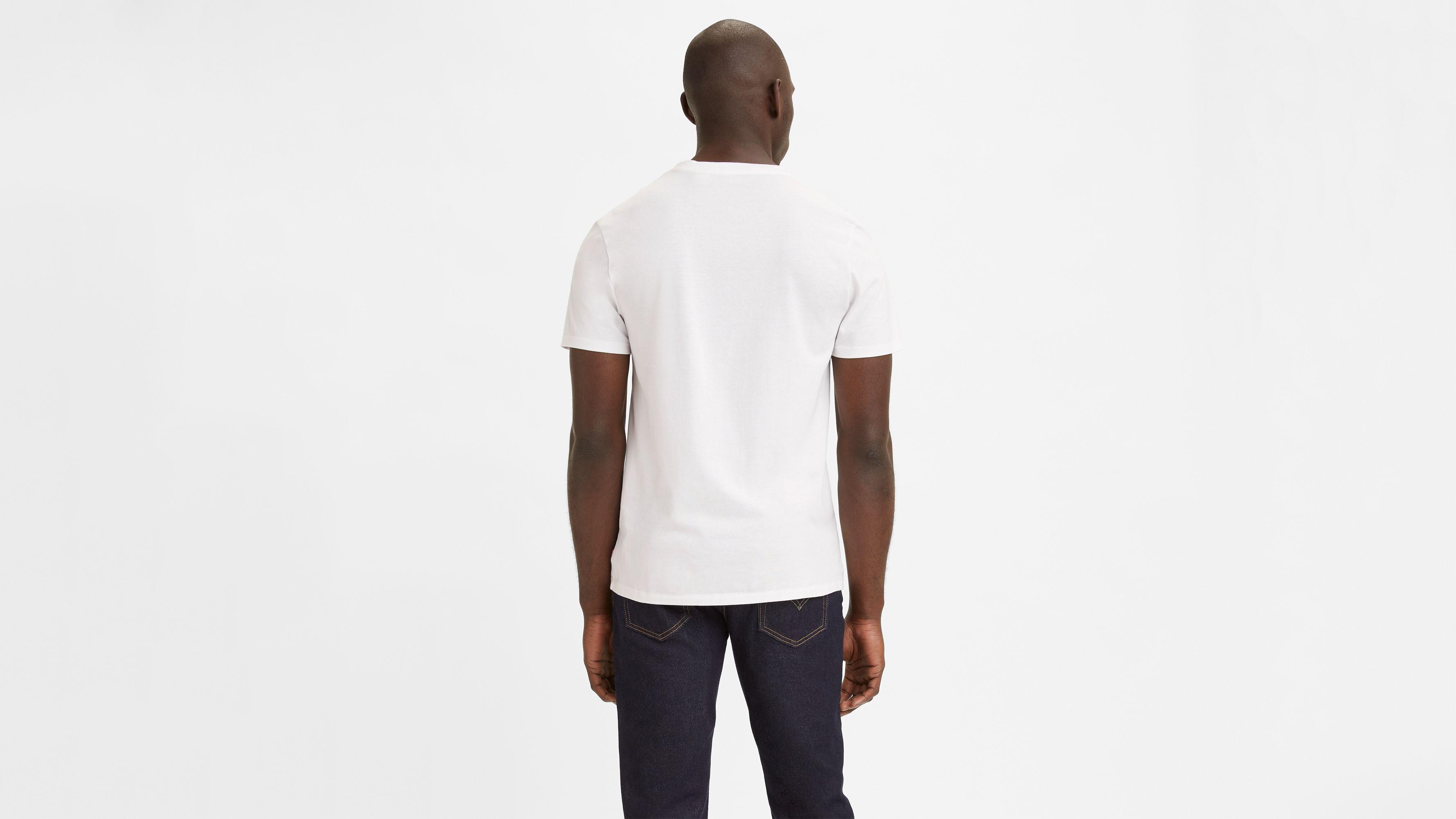 8a3c60f582383a Levi s® Logo Classic Tee Shirt - White