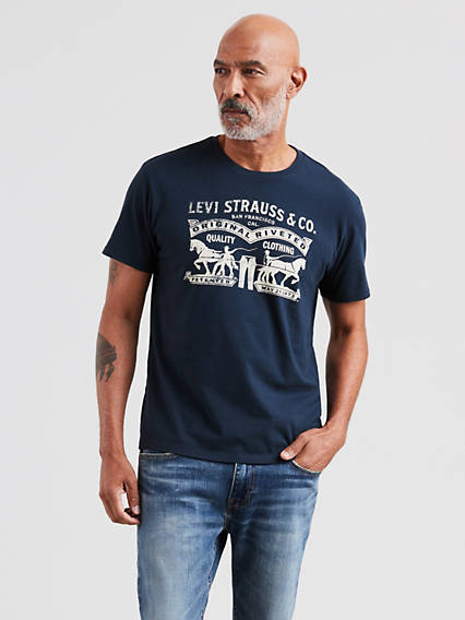 e60f215e Men's Shirts - Shop Cotton T-Shirts, Tank Tops, & Denim Shirts | Levi's® US