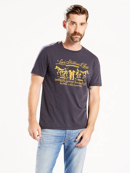 Classic Graphic Tee Shirt