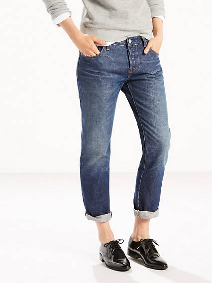501® CT Selvedge Jeans for Women