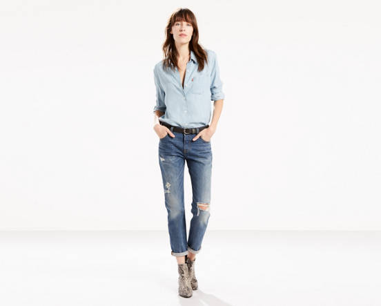 457d8fa6 Mouse over image for a closer look. 501® CT Jeans for Women ...