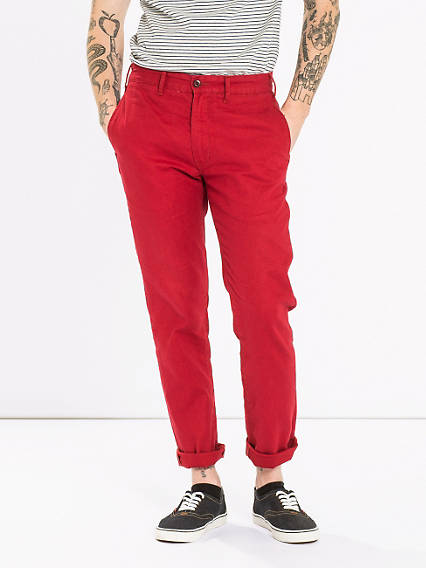 511™ Slim Fit Chino Linen