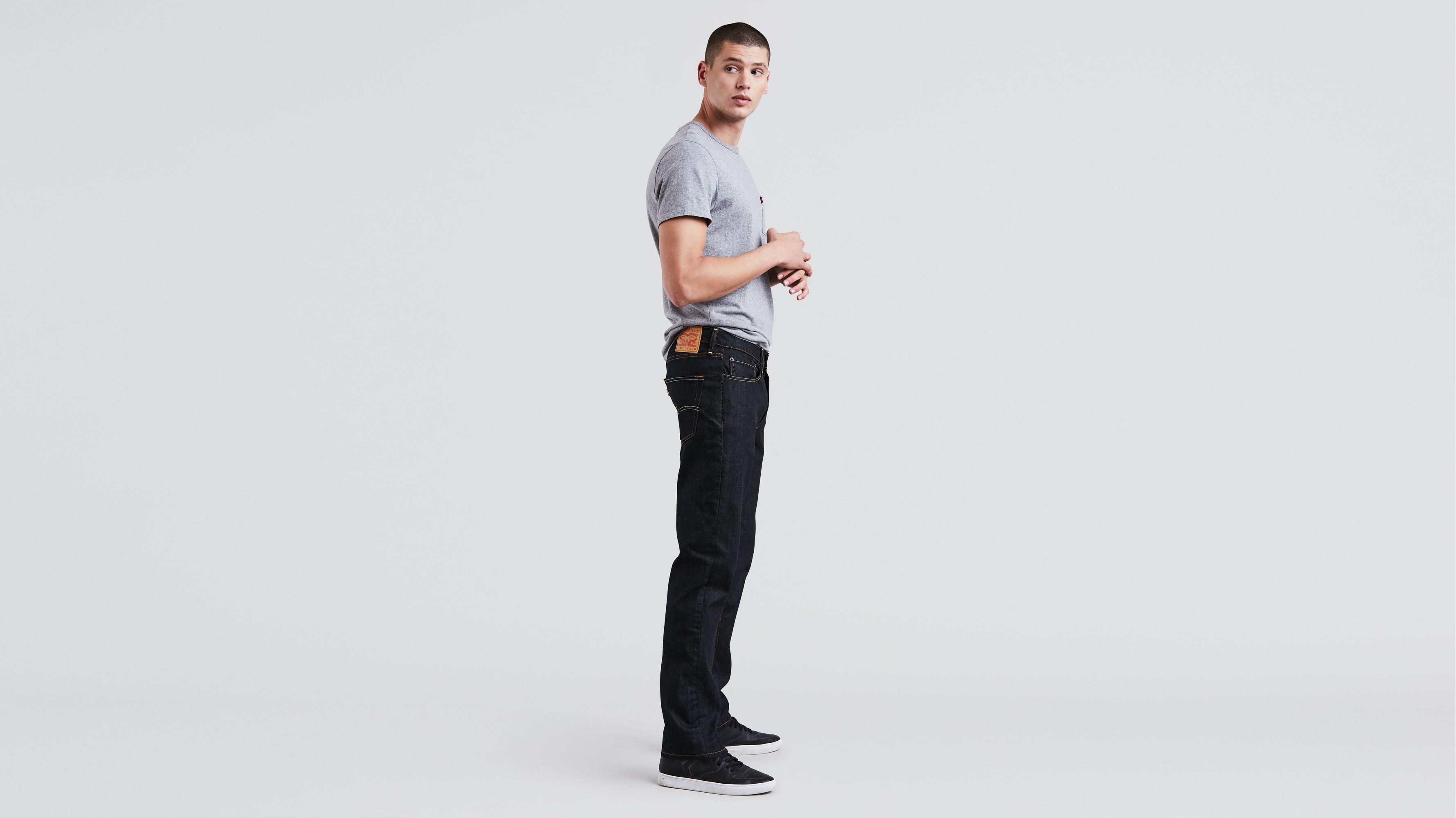 90f6e76c 541™ Athletic Fit Stretch Jeans - Dark Wash   Levi's® CA