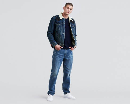 82bf9b3f Use + and - keys to zoom in and out, arrow keys move the zoomed portion of  the image. Mouse over image for a closer look. 541™ Athletic Fit Stretch  Jeans ...