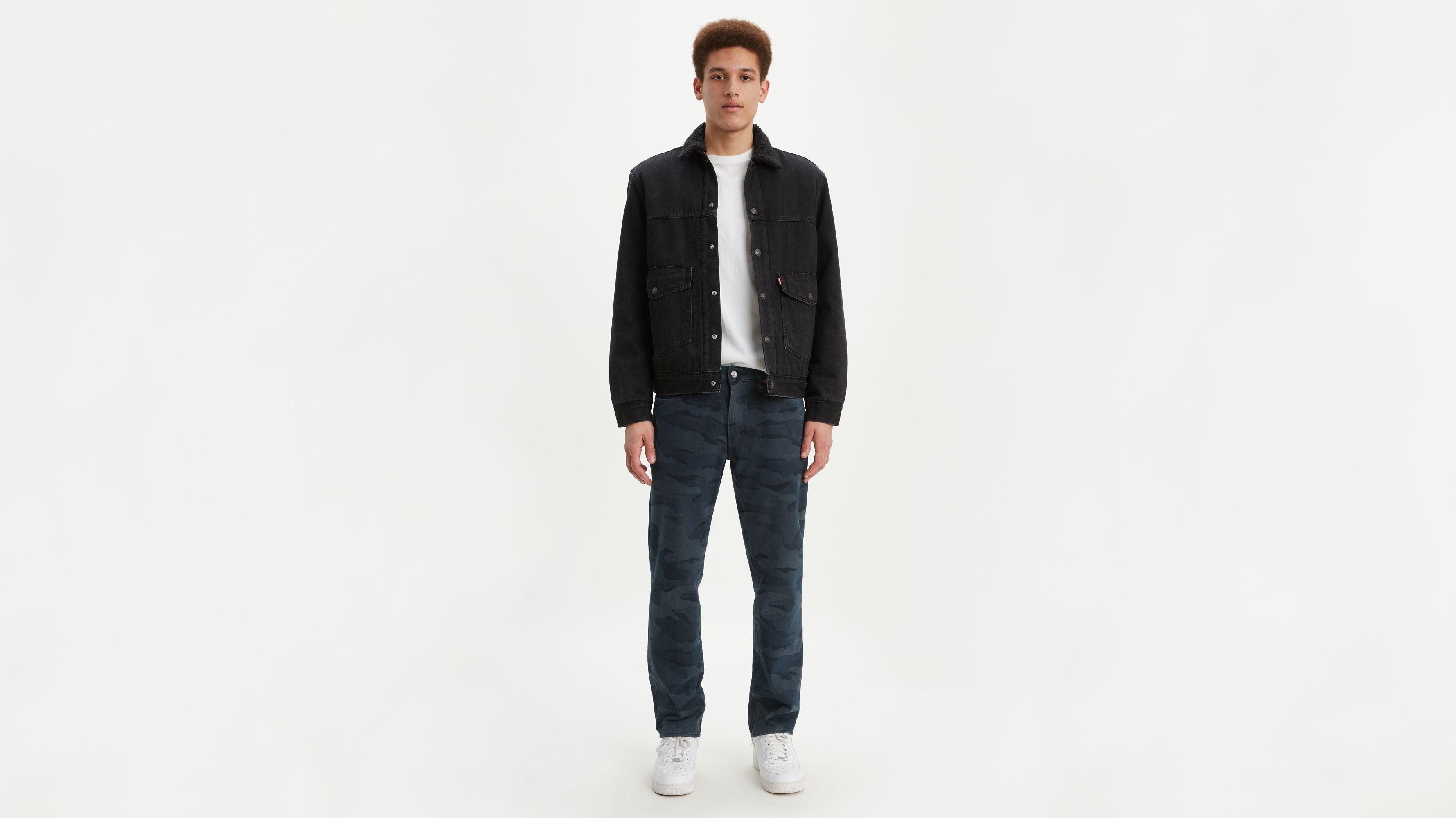 541™ Athletic Taper Fit Camo Men's Jeans