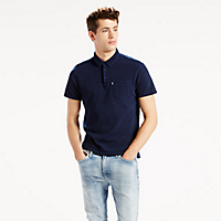 Levis.com deals on Levi's Short Sleeve Sunset Polo Shirt
