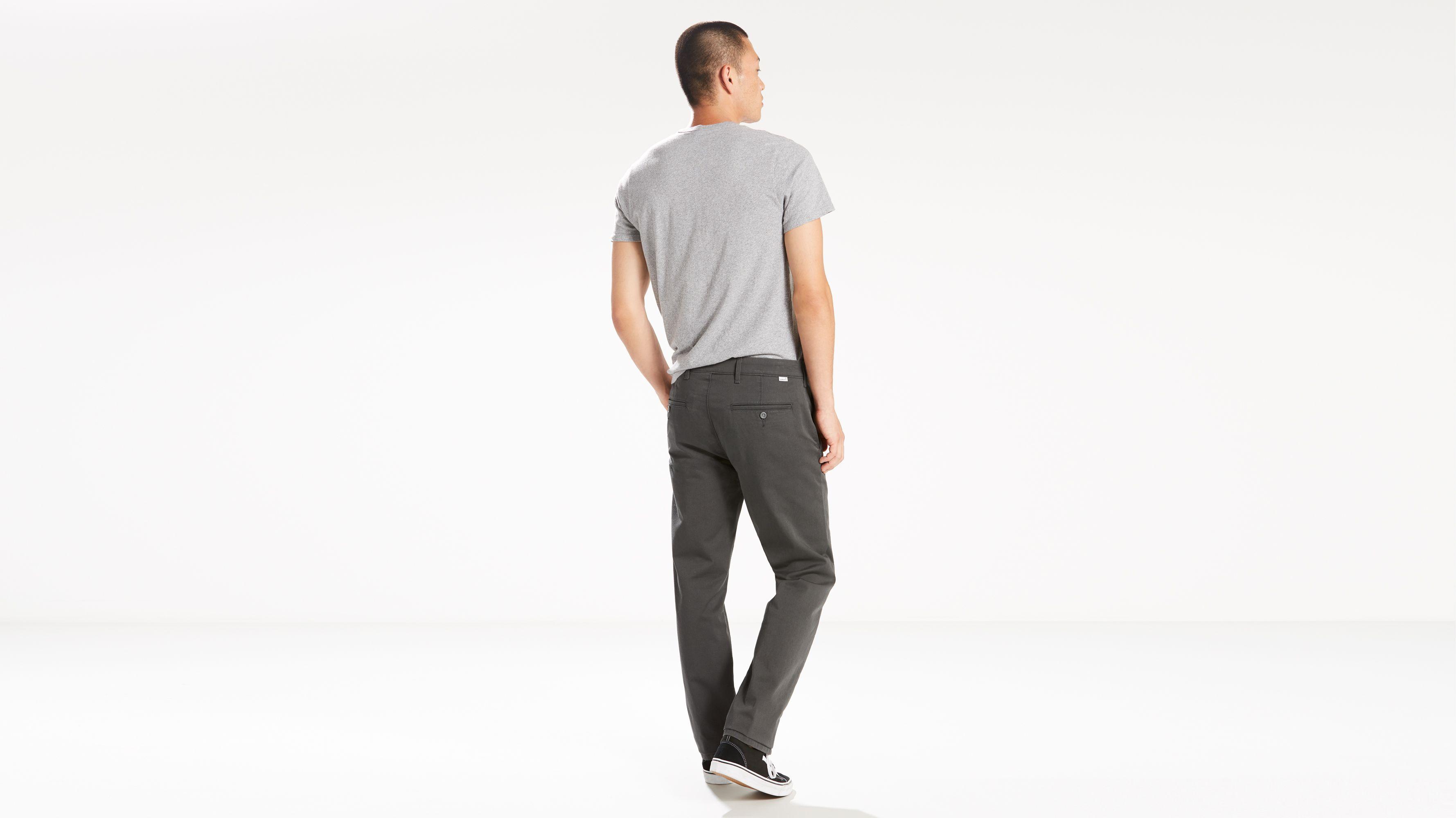 c2e6f862 Straight Stretch Chino - Grey   Levi's® US
