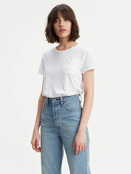 56e0ec5d Women's Shirts, Denim Blouses, Tank Tops & T-Shirts | Levi's® US
