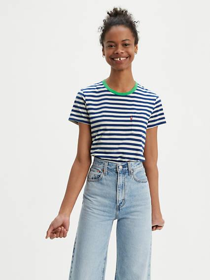 Perfect Pocket Tee Shirt