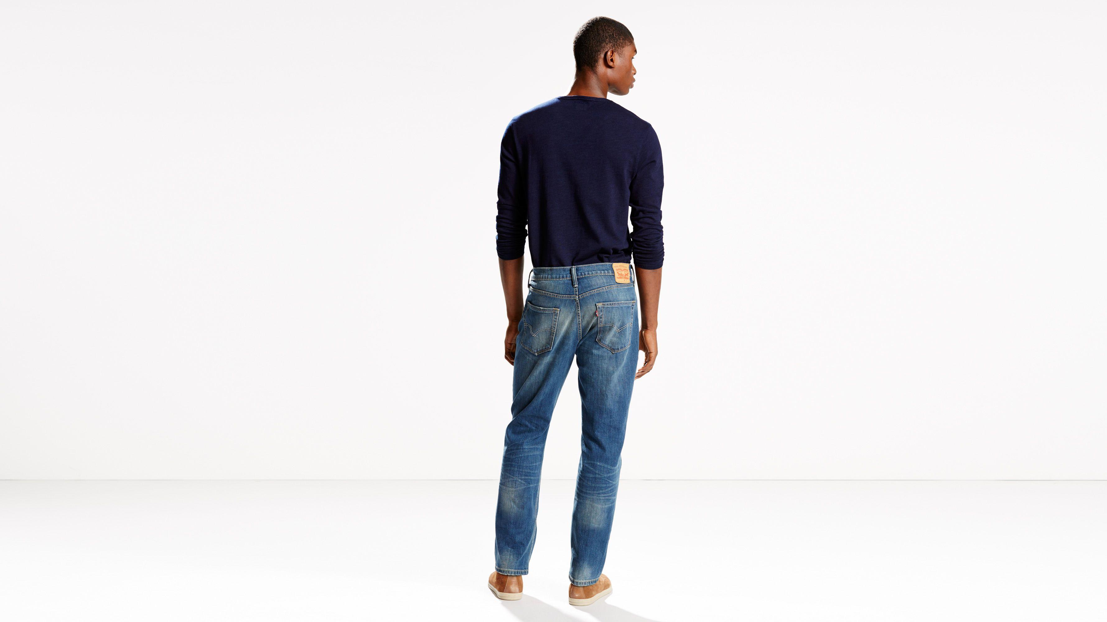 2ce05f252fe 541™ Athletic Taper Men's Jeans (big & Tall) - Medium Wash   Levi's® US