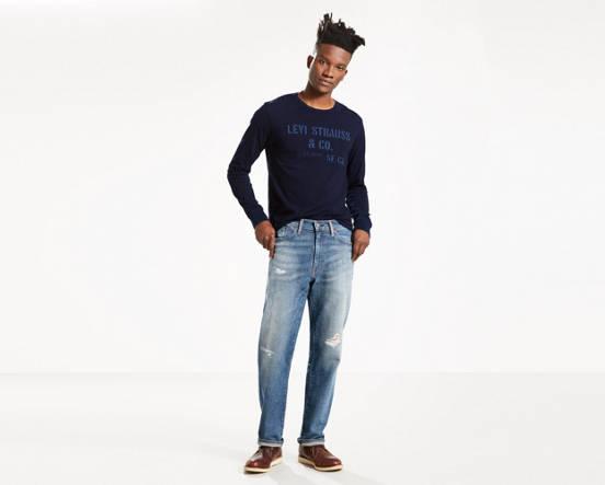 6400ba2257 541™ Athletic Taper Jeans (big   Tall) - Light Wash