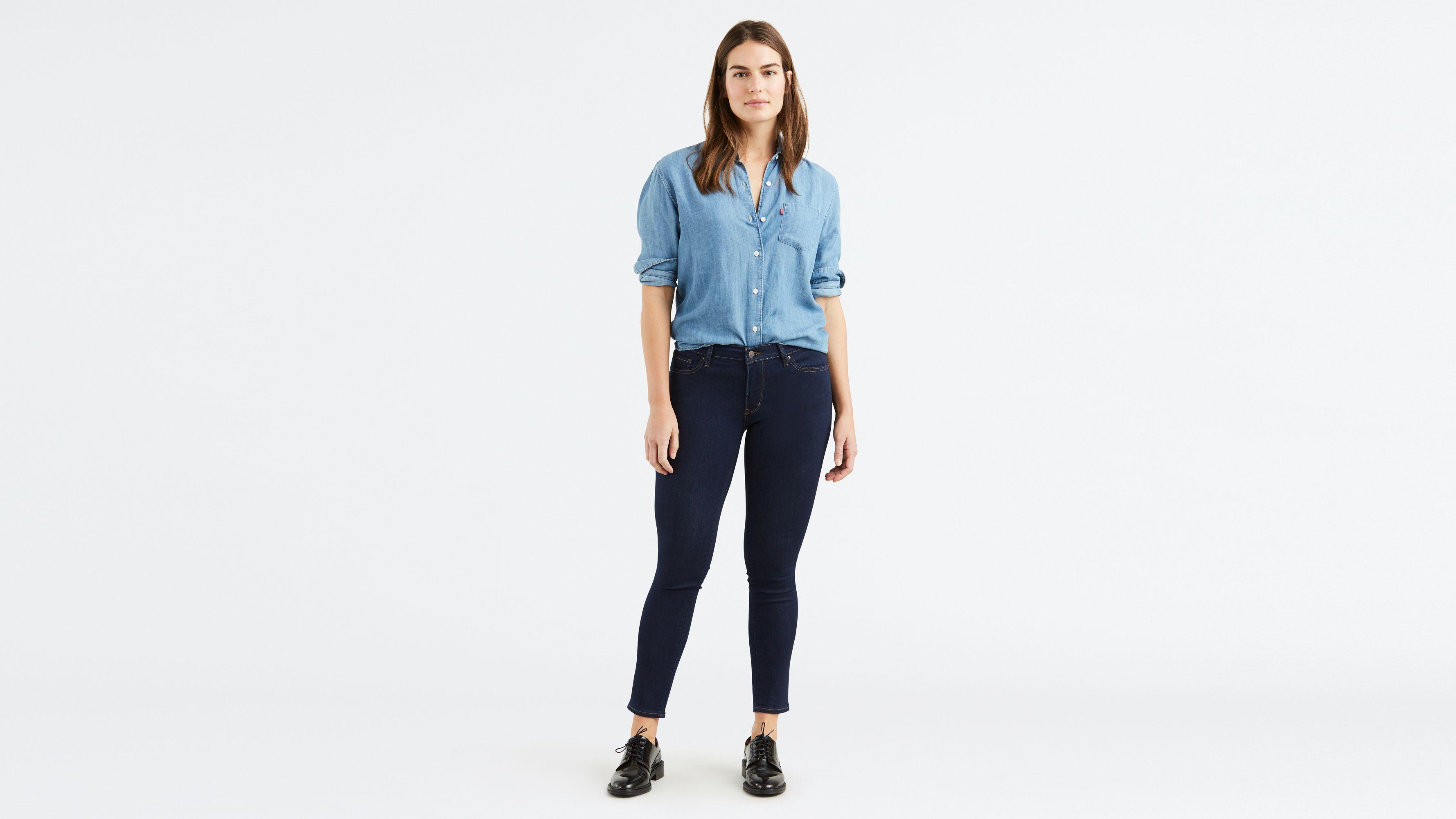 Women-Jeans-711 Skinny Jeans-Lone Wolf