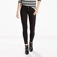 Levis 711 Skinny Ankle Jeans