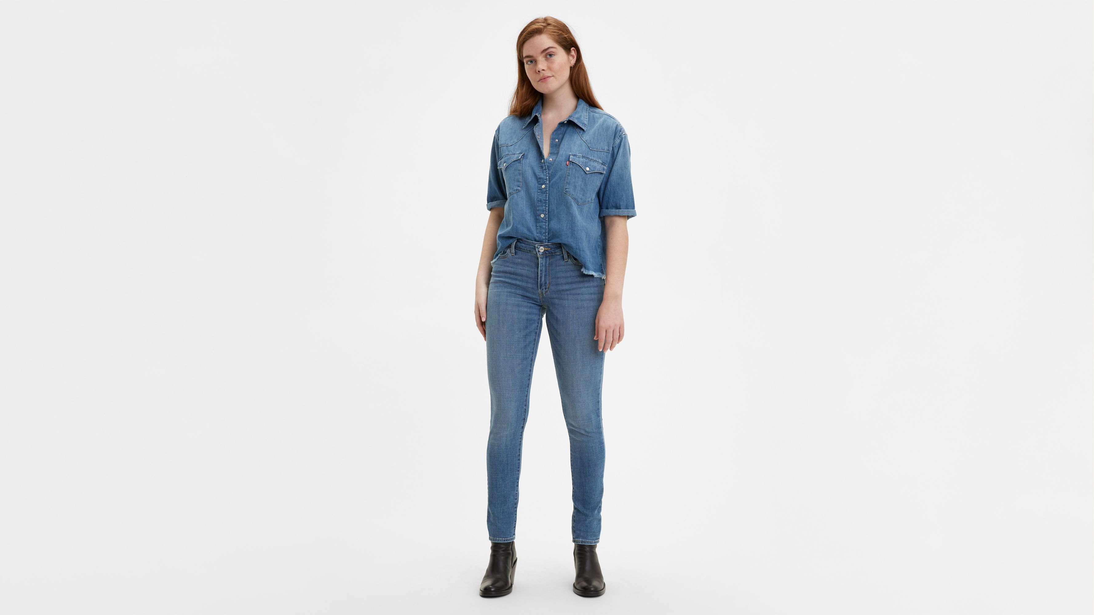 Jeans On Sale, Blue Denim, Cotton, 2017, 29 31 Levi's