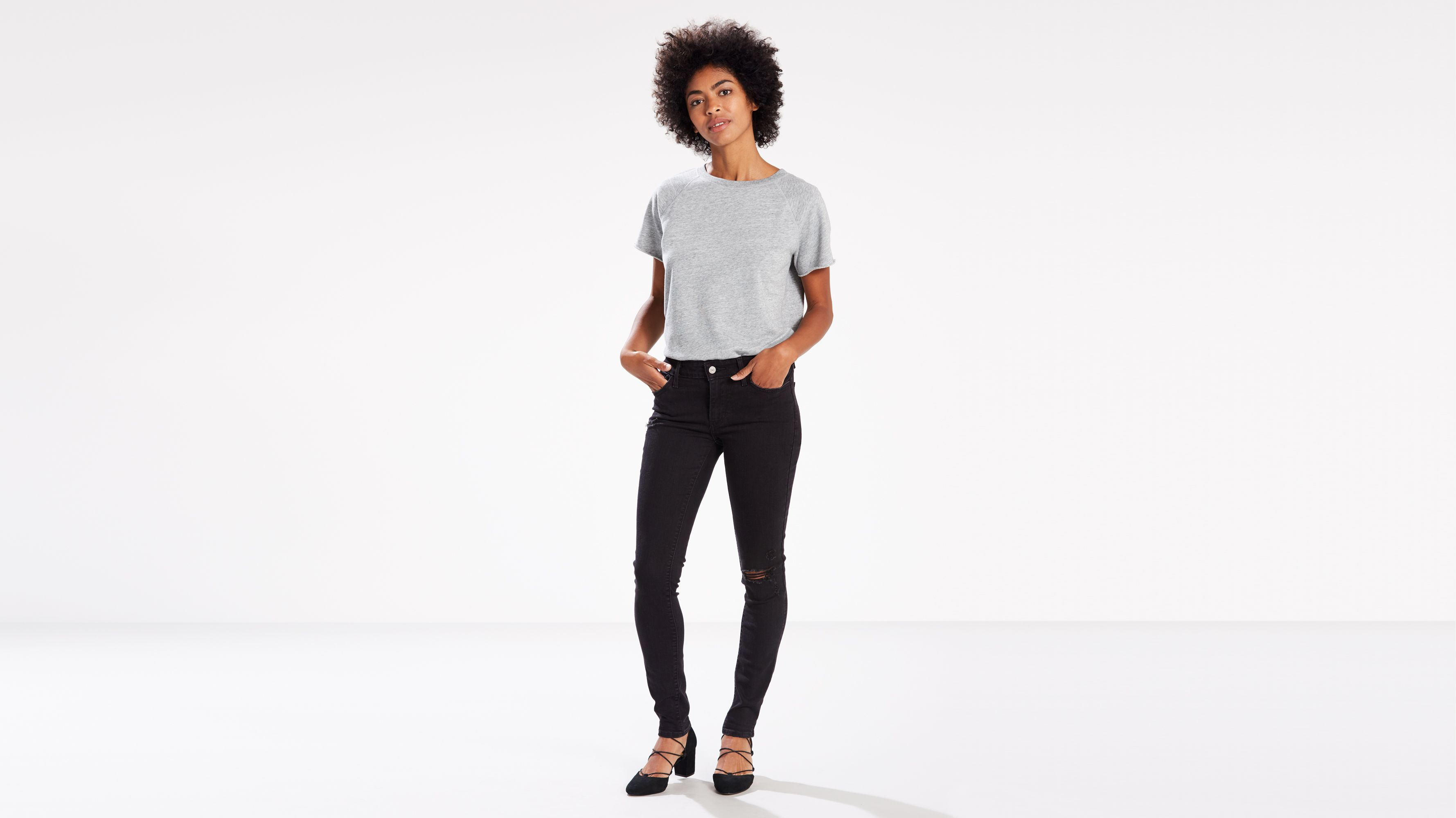Women-Jeans-711 Skinny Jeans-Rough & Tumble