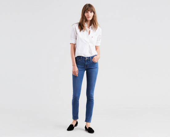 cac96ae0 Mouse over image for a closer look. 711 Skinny Jeans ...