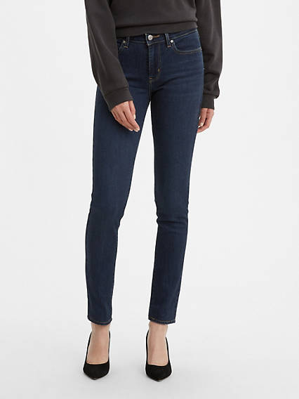 Mid Rise Jeans - Shop Medium Rise Jeans for Women   Levi s® US a52e856e0c