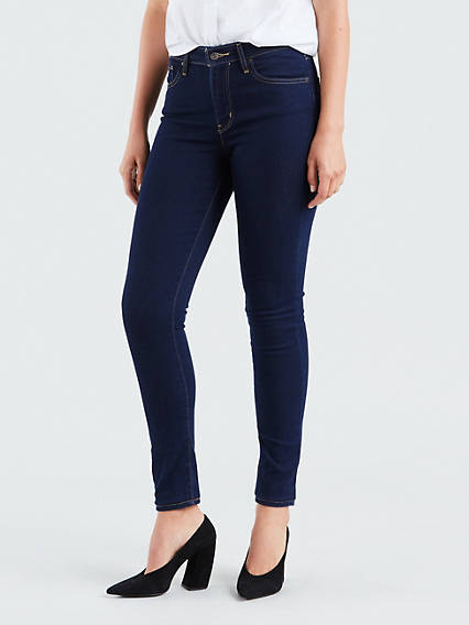 ecd2faaf72 Women's High Waisted Jeans - Shop High Rise Jeans for Women | Levi's® US