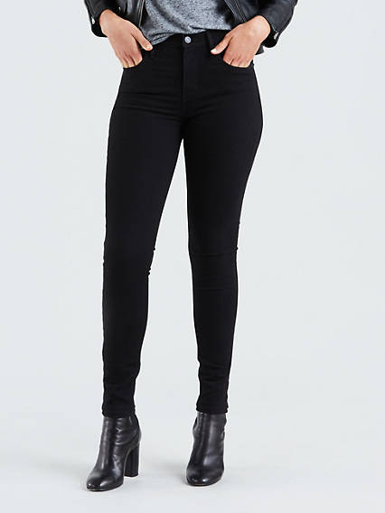 ca2f08f5f73 721 High Rise Skinny Jeans · QUICK VIEW. Black Sheep