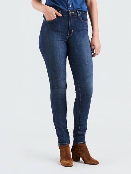 Women s High Waisted Jeans - Shop High Rise Jeans for Women  f1e8a00923