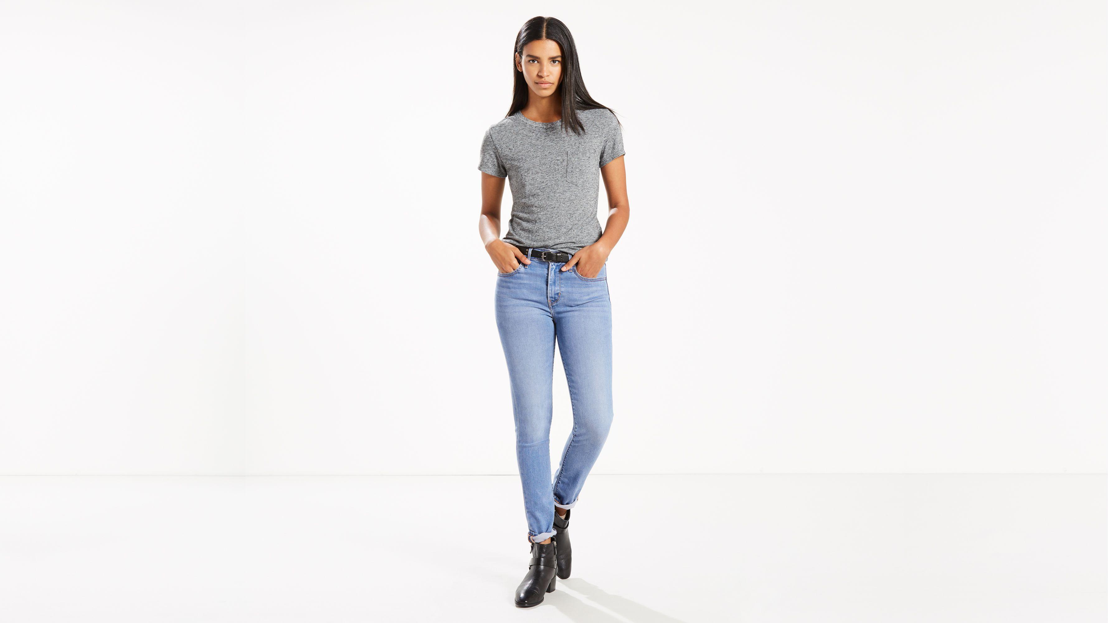 ddbec04a962a 721 High Rise Skinny Jeans - Medium Wash   Levi's® US