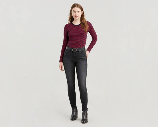 16af81c120a Use + and - keys to zoom in and out, arrow keys move the zoomed portion of  the image. Mouse over image for a closer look. 721 High Rise Skinny Jeans  ...